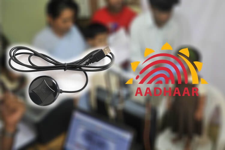 Solution For Aadhaar Enrollment Center